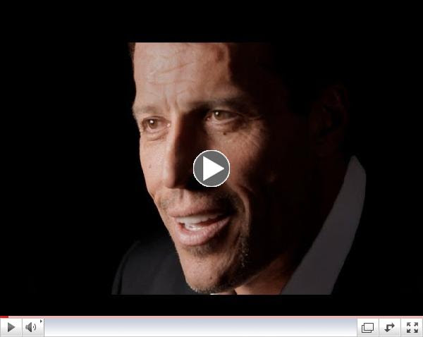 Tony Robbins on the Power of Salesforce.com - Next Interview - Fostering LLC