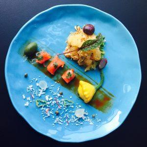 Yum Som-O (Pomelo Salad)