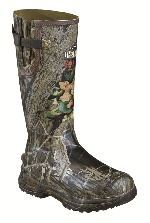 Bass Pro Shops RedHead Deer Trax rubber boots receive 2014 Outdoor Life Great Buy award