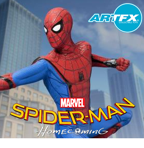 SPIDER-MAN: HOMECOMING ARTFX STATUE