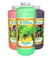 This is what I've been using for years: General Hhydroponics Flora Series!