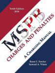 MSPB Charges and Penalties