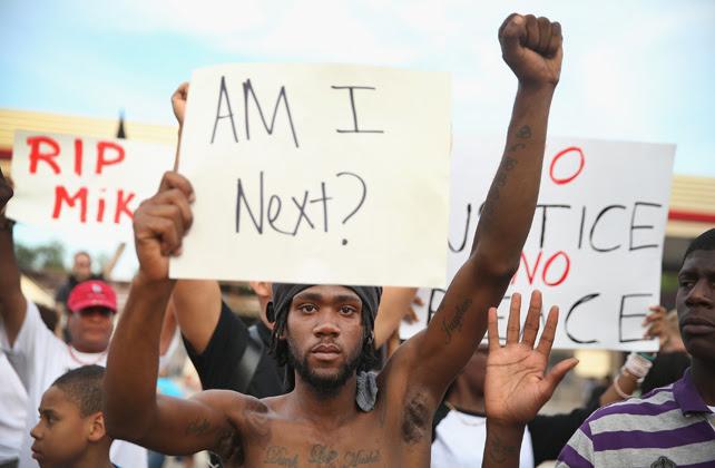 Miles manifestantes han recorrido las calles de Washington contra la violencia racial.