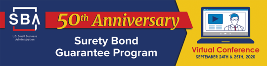 Surety Bond 50th Anniversary