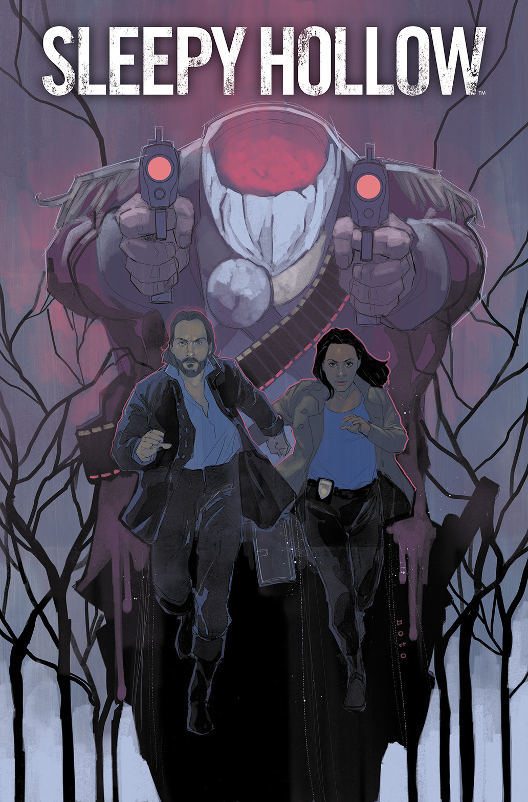 Sleepy Hollow #1 Cover A
