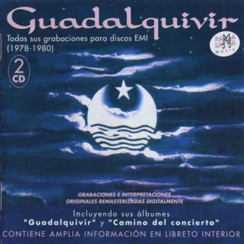 Guadalquivir - Todas Sus Grabaciones Para Discos EMI (1978-1980) [2CD] (1998)