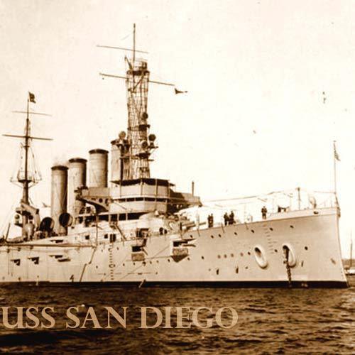 USS San Diego