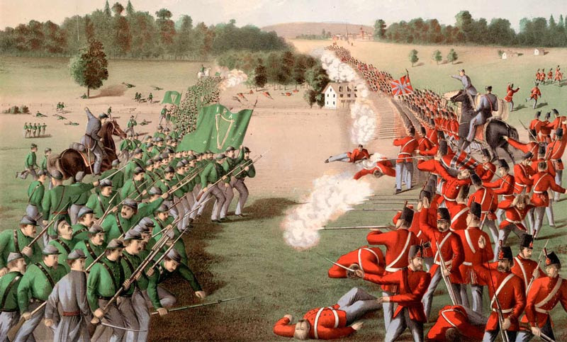 The Battle of Ridgeway