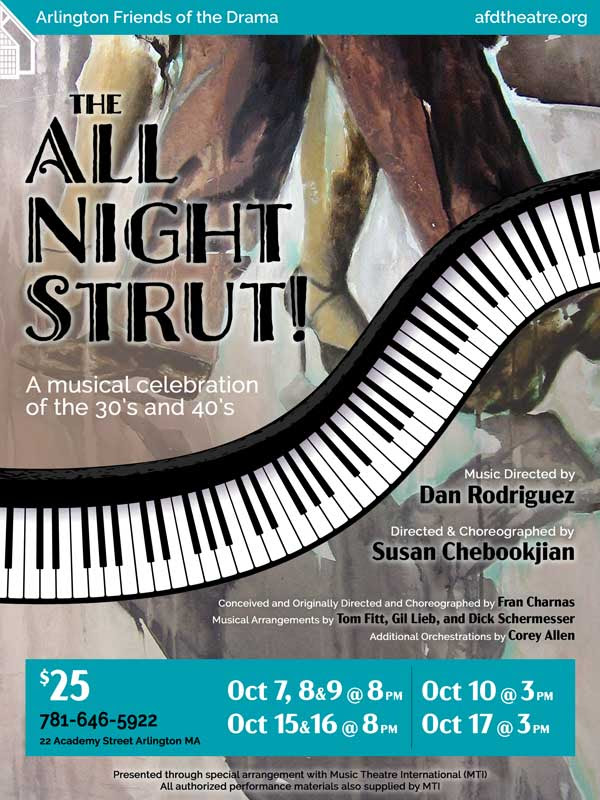 All Night Strut