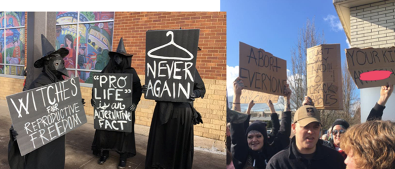 enable images to see pictures from our #ProtestPP rally