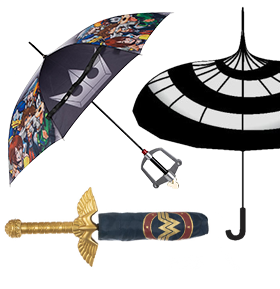 BIOWORLD UMBRELLAS