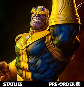 Marvel Avengers Assemble Thanos Statue