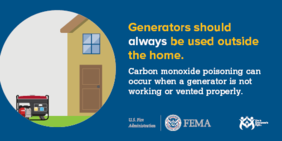 Generator Safety Graphic