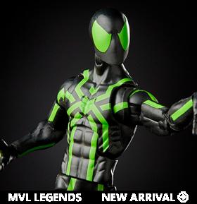 Marvel Comics 80th Anniversary Marvel Legends Big Time Spider-Man