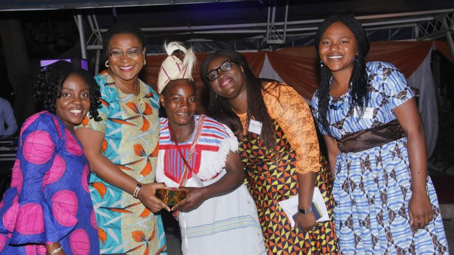 Solar Sister entrepreneurs