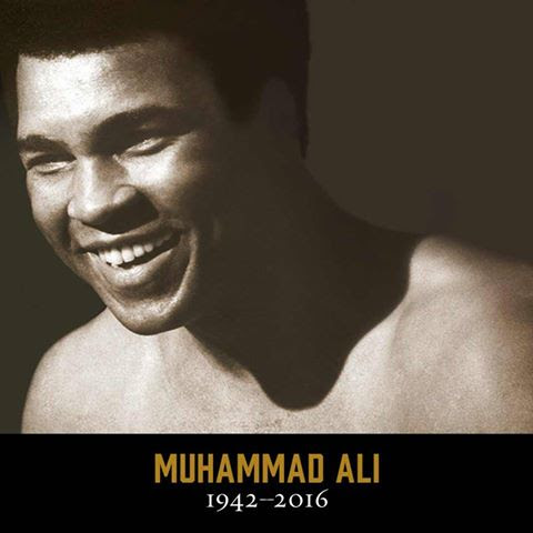Muhammad Ali Passes Away - The Greatest of All Time (Video)