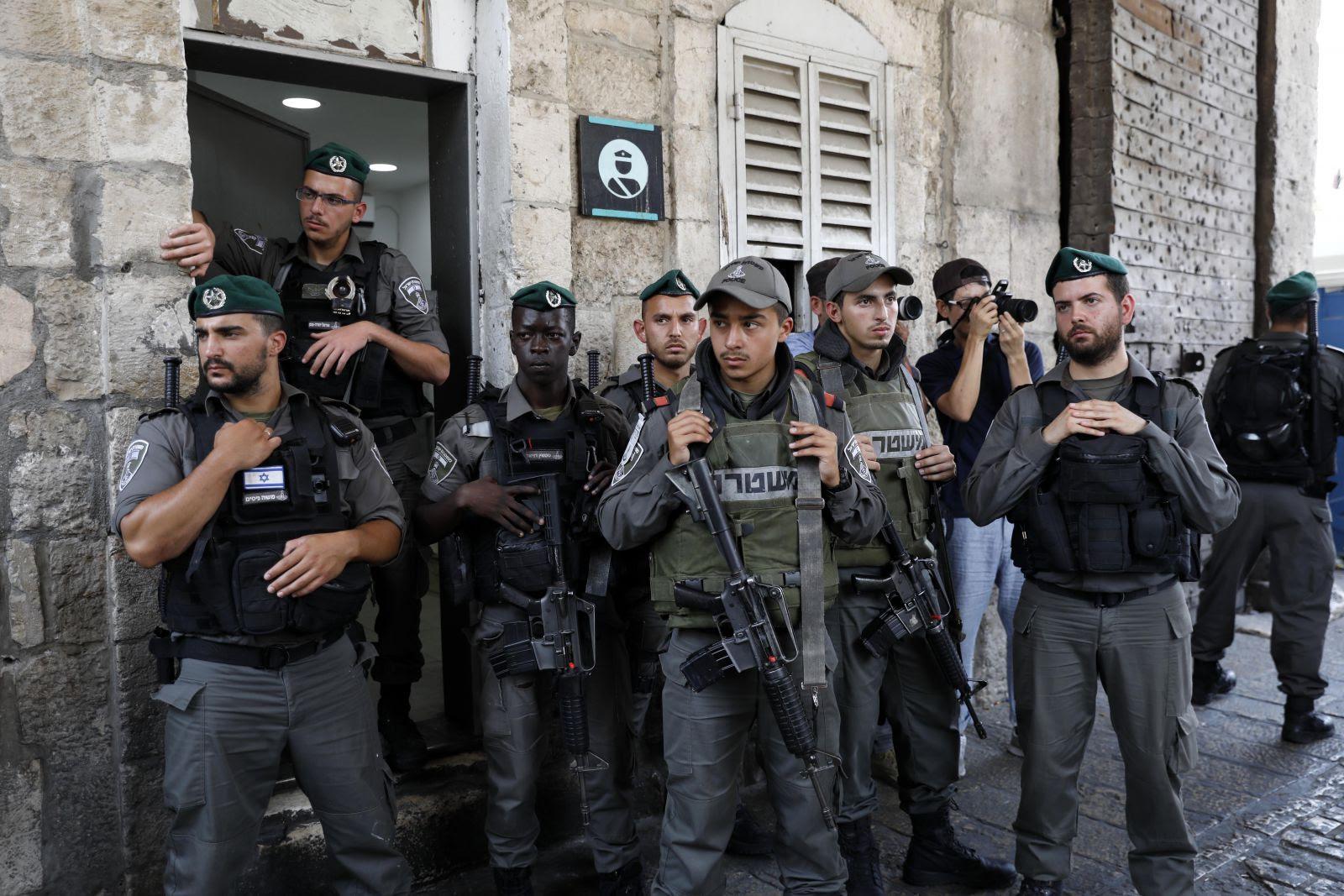 Represión israelí en Jerusalén Ocupada deja 3 muertos y 450 heridos