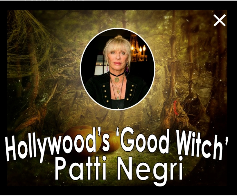 Patti is Hollywood's