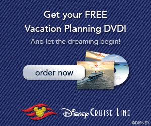 FREE Disney Cruise Line Planni...