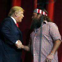 [First Vote | 12 Celebrities || Endorsing Donald Trump]