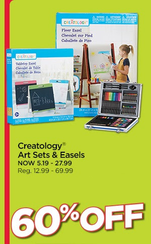 Creatology® Art Sets & Easels