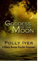 Goddess of the Moon by Polly Iyer