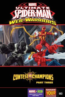 Marvel Universe Ultimate Spider-Man: Contest of Champions #3
