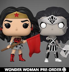 Pop! Heroes: Wonder Woman
