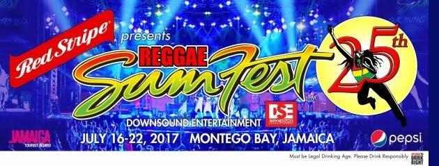Reggae Sumfest Banner