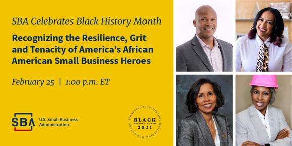 SBA celebrates Black History Month