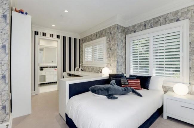 Dormitorio Separado Zonas