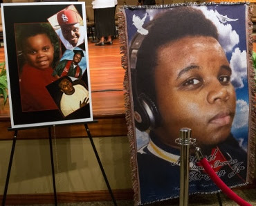 Michael Brown (Ferguson, Missouri, USA)