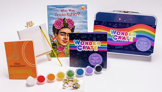 Wonder Crate Kids