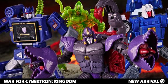 War for Cybertron: Kingdom
