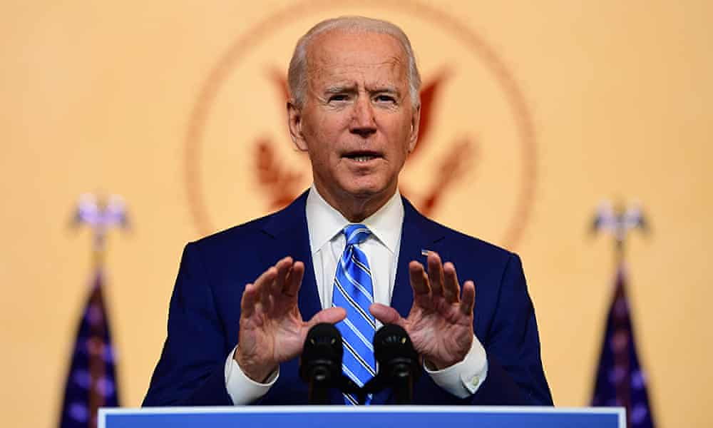 Biden says US is at the head of the table – is that a good thing?