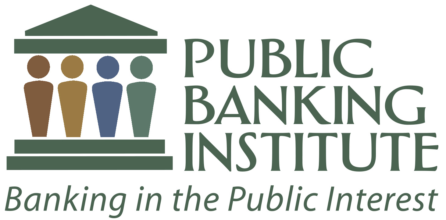 Public Banking Institute News: July 7, 2015