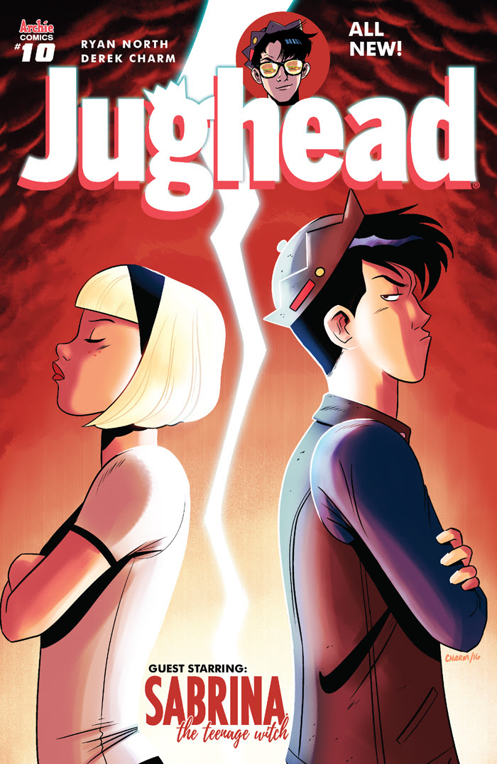 JUGHEAD #10 cover