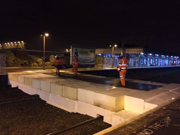 £975,000 improvement to Stockport station