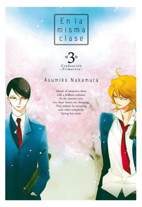 En la misma clase Vol. 3 - Asumiko Nakamura