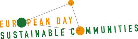 European Day Sustainable Communities logo