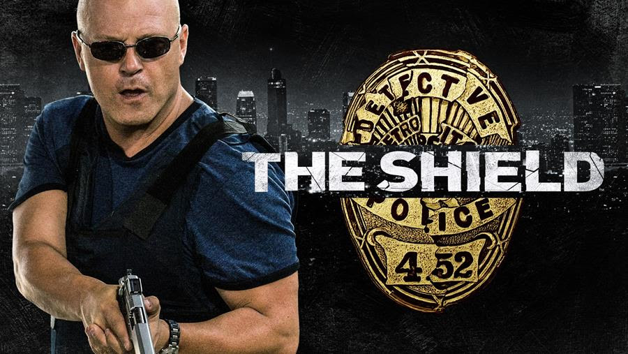 The Shield - The Complete Series on Blu-ray