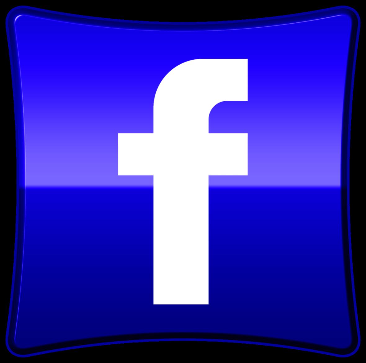 BlueFacebookButton