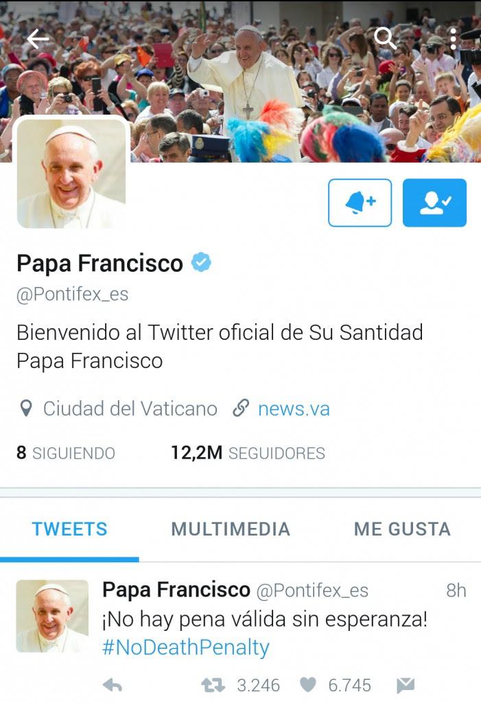 Curso de marca personal analizando papa francisco