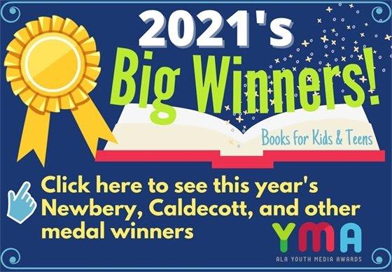 Award winning books for kids and teens