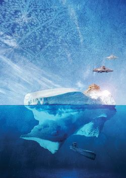 Antarctica in Myth, Fantasy & Reality