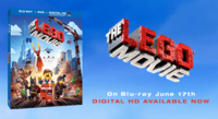 LEGO Movie Blu-Ray giveaway ends 6/23/14