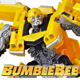 TRANSFORMERS STUDIO SERIES DELUXE CLASS BUMBLEBEE
