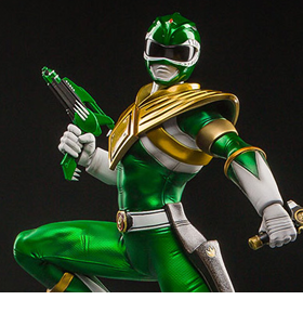 Mighty Morphin Power Rangers Green Ranger 1/6 Scale Statue