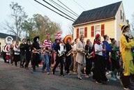 Kiwanis Halloween Parade