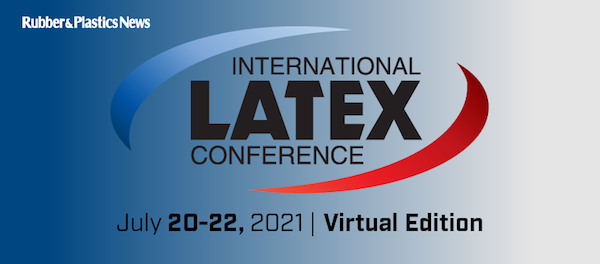 International Latex Conference 2021 Virtual Edition | July 20-22, 2021
